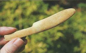 bone knife