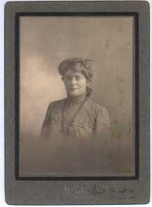 Alice's Aunt Christina