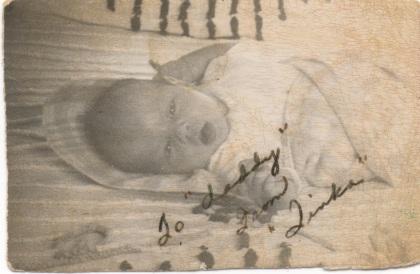 """Baby """"Tinka"""" (Norwegiany name), aka Andrea"""