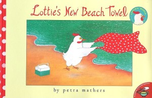 Lottie_Beach Towel