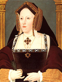 Catherine of Aragon.