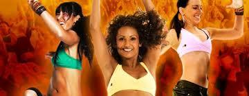 fitness dancers