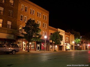 downtown bismarck