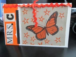 Gail's card