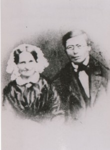 Nettie's parents, Emma and James Daly.