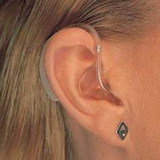 hearing aid over ear