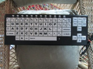 Large print keyboard_2