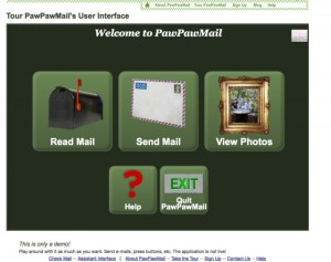 pawpawmail_interface
