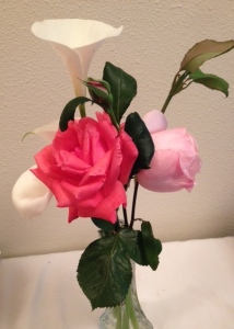 First stolen roses of 2015
